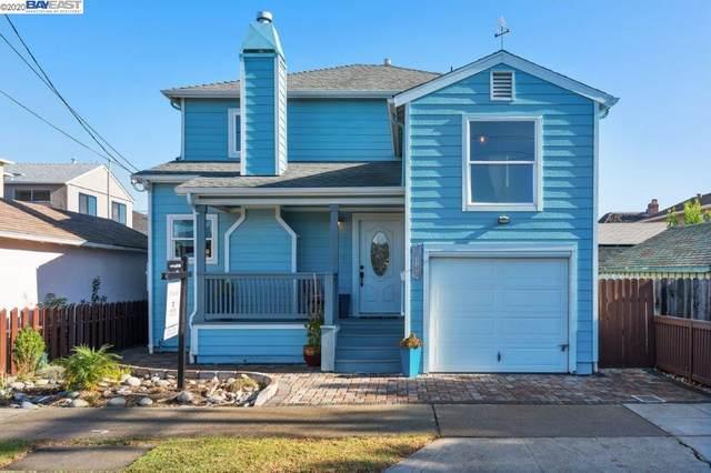 3009 Fillmore St, Alameda, CA 94501 (#BE40926741) :: Intero Real Estate