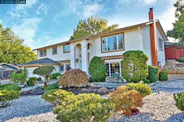 1220 Roanwood Way, Concord, CA 94521 (#CC40924540) :: Intero Real Estate