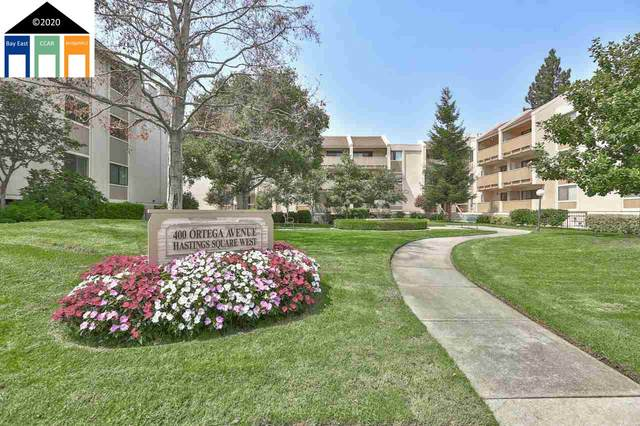 400 Ortega Ave 118, Mountain View, CA 94040 (#MR40926775) :: The Realty Society