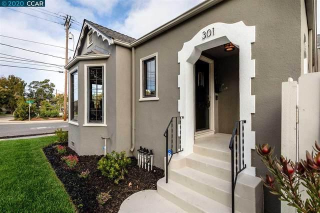 301 Haight Ave, Alameda, CA 94501 (#CC40925315) :: The Realty Society