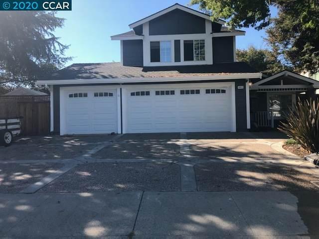 4810 Fawn Hill Way, Antioch, CA 94531 (#CC40926778) :: Intero Real Estate