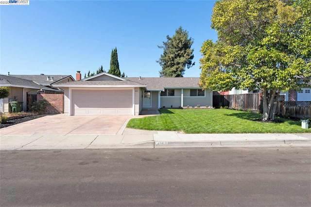 4257 Castanos St, Fremont, CA 94536 (#BE40926789) :: The Goss Real Estate Group, Keller Williams Bay Area Estates