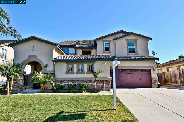 38 Matisse Ct, Oakley, CA 94561 (#CC40926121) :: Live Play Silicon Valley