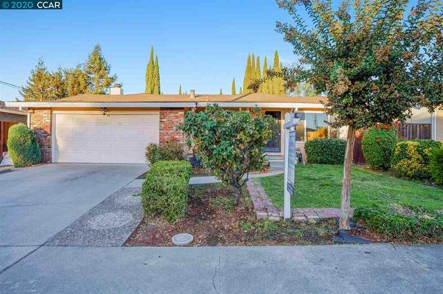 1234 Simmons St, Antioch, CA 94509 (#CC40926805) :: The Goss Real Estate Group, Keller Williams Bay Area Estates
