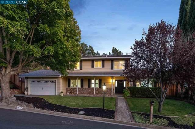1832 Joseph, Moraga, CA 94556 (#CC40926834) :: Intero Real Estate