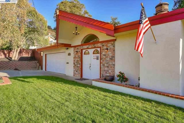 3397 Hackamore Drive, Hayward, CA 94541 (#BE40922710) :: Robert Balina | Synergize Realty