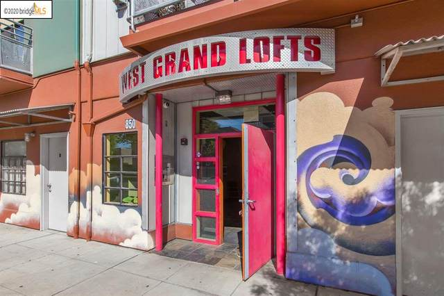850 W Grand Ave 7, Oakland, CA 94607 (#EB40926859) :: The Kulda Real Estate Group