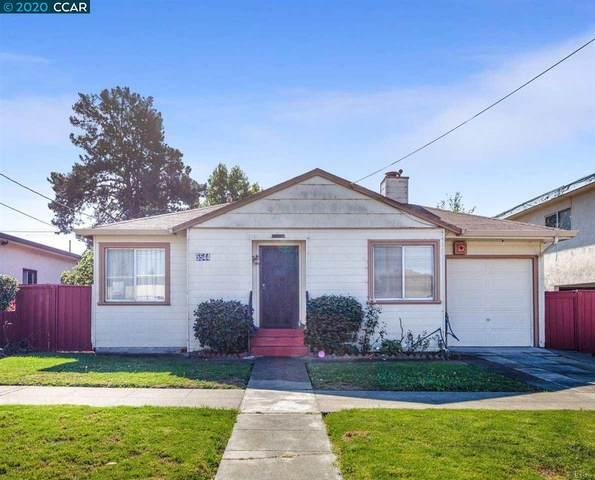 5544 Jefferson Ave, Richmond, CA 94804 (#CC40926887) :: The Goss Real Estate Group, Keller Williams Bay Area Estates