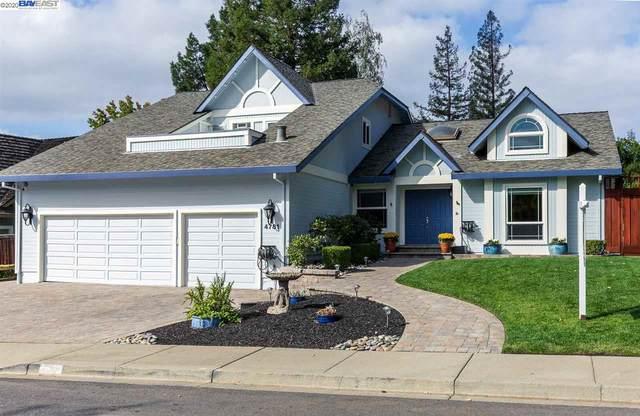 4781 Peaceful Ln., Pleasanton, CA 94566 (#BE40926893) :: The Realty Society
