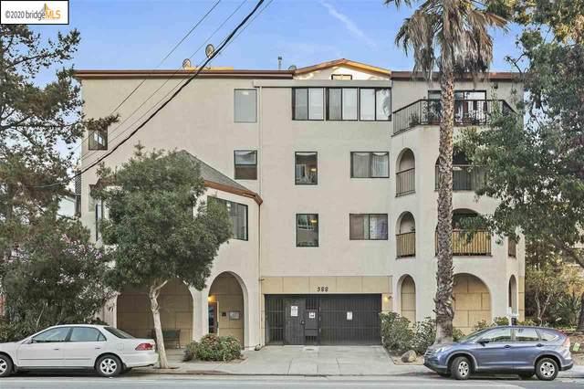 388 Santa Clara Ave 106, Oakland, CA 94610 (#EB40925271) :: The Kulda Real Estate Group
