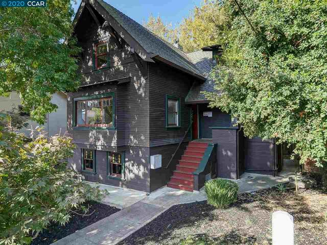 4953 Desmond St, Oakland, CA 94618 (#CC40924081) :: RE/MAX Gold