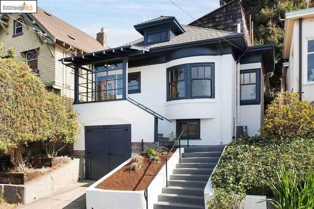 4134 Terrace St, Oakland, CA 94611 (#EB40926961) :: The Realty Society