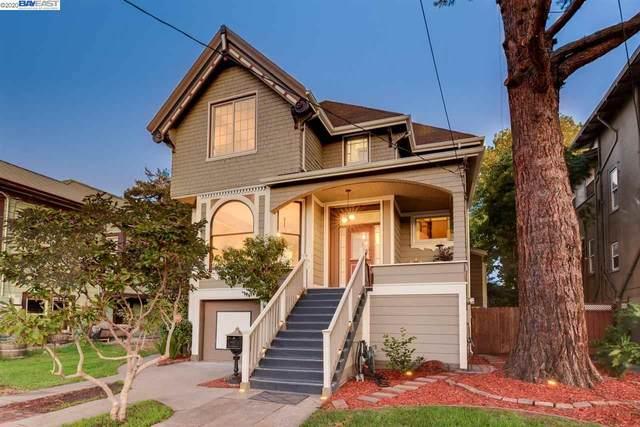 1164 Broadway, Alameda, CA 94501 (#BE40926963) :: Real Estate Experts