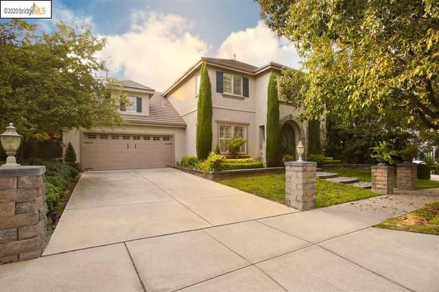 427 Iron Club Dr, Brentwood, CA 94513 (#EB40926982) :: Schneider Estates