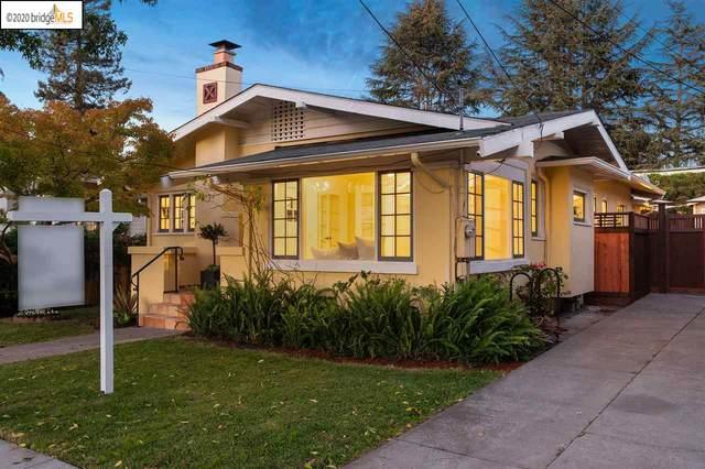 50 Ramona Ave, Oakland, CA 94611 (#EB40926997) :: The Realty Society