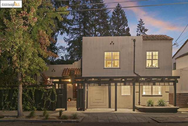 14 Eucalyptus Rd, Berkeley, CA 94705 (#EB40927009) :: RE/MAX Gold