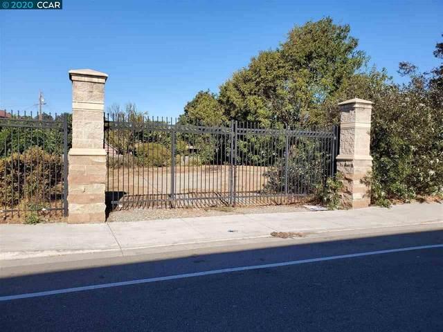0 Road 20, San Pablo, CA 94806 (#CC40927003) :: The Goss Real Estate Group, Keller Williams Bay Area Estates
