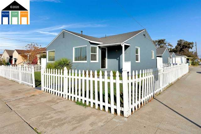 1627 Lincoln Ave, Richmond, CA 94801 (#MR40927012) :: The Realty Society