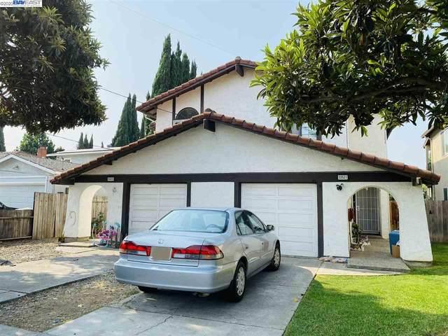 33521 9Th St, Union City, CA 94587 (#BE40927025) :: Intero Real Estate