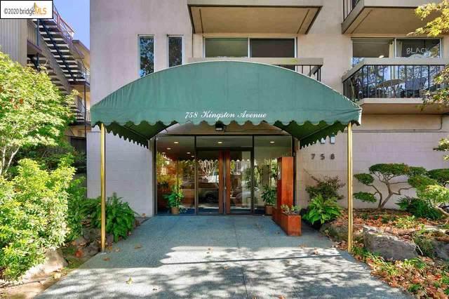 758 Kingston Ave 101, Oakland, CA 94611 (#EB40925269) :: The Realty Society