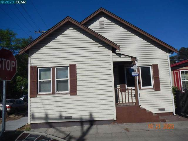 1303 87Th Ave, Oakland, CA 94621 (#CC40927073) :: The Gilmartin Group