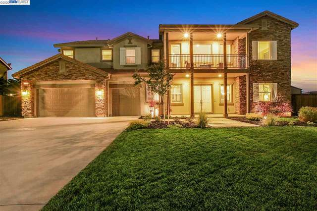 508 Yelland Way, Brentwood, CA 94513 (#BE40927127) :: Strock Real Estate