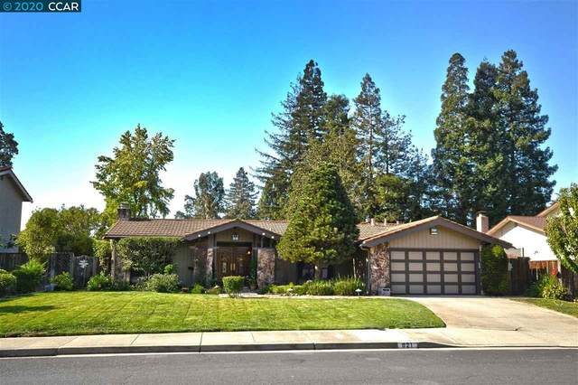 621 Wimbledon Rd, Walnut Creek, CA 94598 (#CC40927081) :: The Kulda Real Estate Group