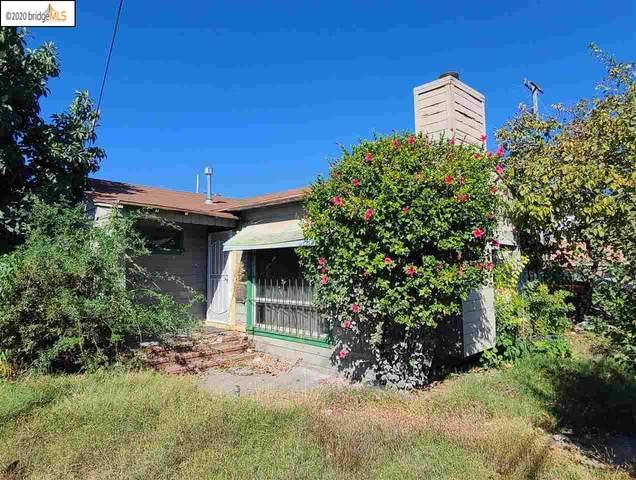 399 105Th Ave, Oakland, CA 94603 (#EB40927132) :: Strock Real Estate