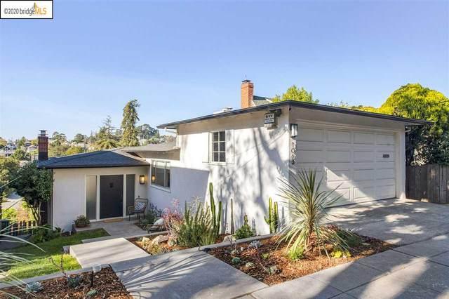 1063 Rose Ave, Oakland, CA 94611 (#EB40927143) :: The Realty Society