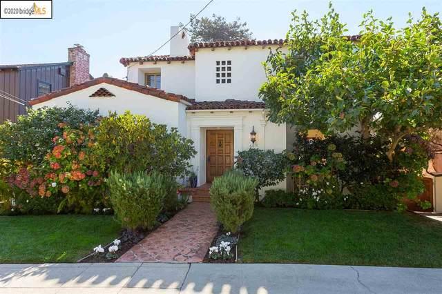 566 Blair Ave, Piedmont, CA 94611 (#EB40927168) :: Strock Real Estate