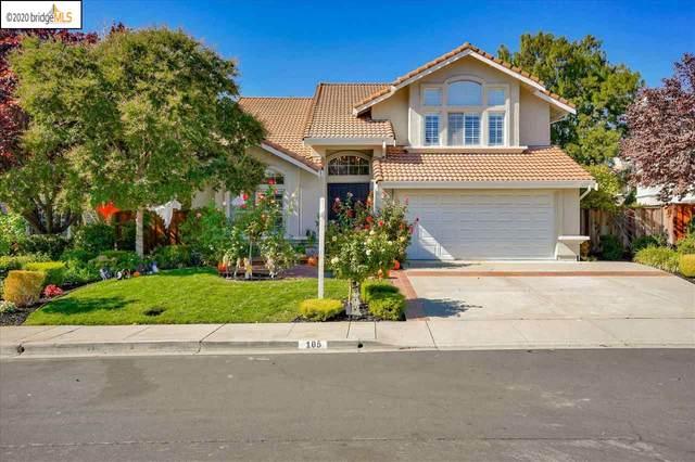 105 Pinnacle Ridge Ct, Danville, CA 94506 (#EB40926779) :: Strock Real Estate