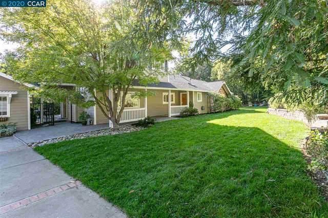 1055 Los Arabis Ln, Lafayette, CA 94549 (#CC40927171) :: Strock Real Estate
