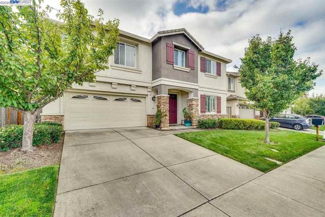 418 Wood Glen Drive, Richmond, CA 94806 (#BE40927175) :: The Kulda Real Estate Group