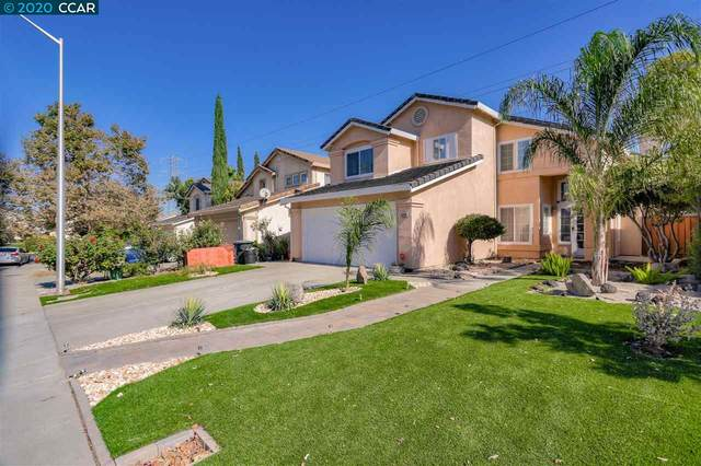 4709 Kangaroo Ct, Antioch, CA 94531 (#CC40927076) :: The Kulda Real Estate Group