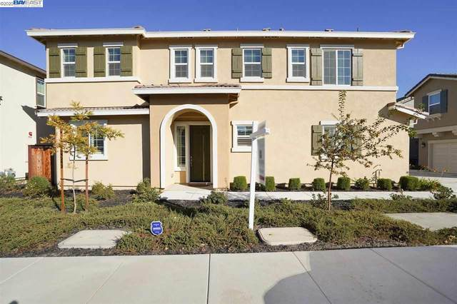 41 Havenwood Ct, Brentwood, CA 94513 (#BE40927203) :: The Kulda Real Estate Group