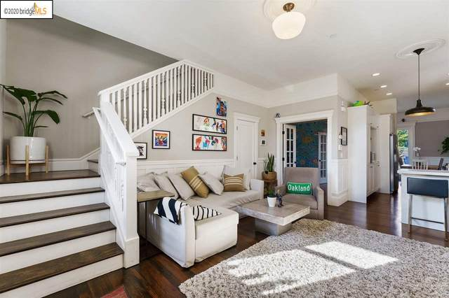 1466 13Th St, Oakland, CA 94607 (#EB40927243) :: The Kulda Real Estate Group