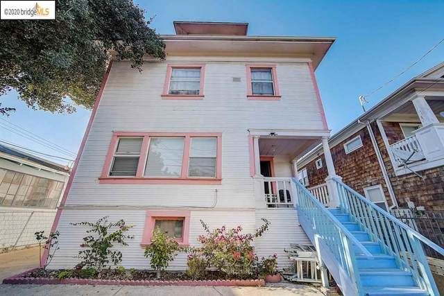 1715 12th Ave, Oakland, CA 94606 (#EB40927249) :: Intero Real Estate