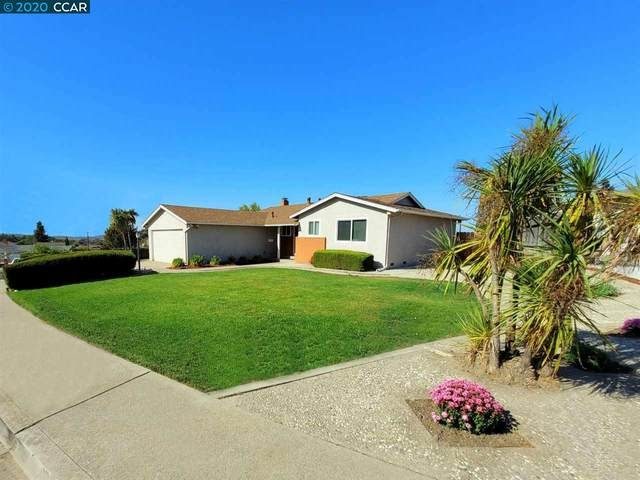 Kenney Dr, San Pablo, CA 94806 (#CC40927262) :: The Realty Society