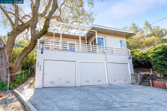 3699 Highland Rd, Lafayette, CA 94549 (#CC40926271) :: The Realty Society