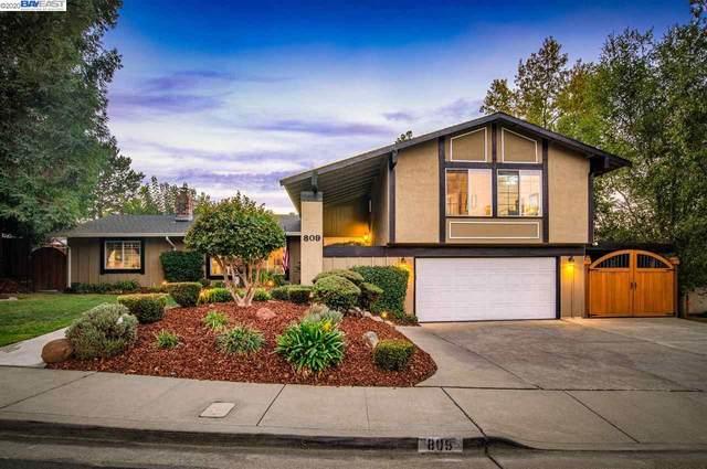 809 Sylvaner Dr, Pleasanton, CA 94566 (#BE40925274) :: Strock Real Estate