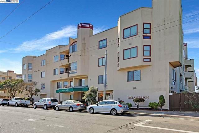 825 La Playa St 331, San Francisco, CA 94121 (#BE40927319) :: The Kulda Real Estate Group
