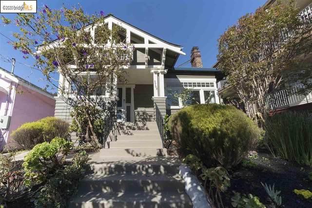 3769 Leighton St, Oakland, CA 94611 (#EB40927226) :: The Realty Society