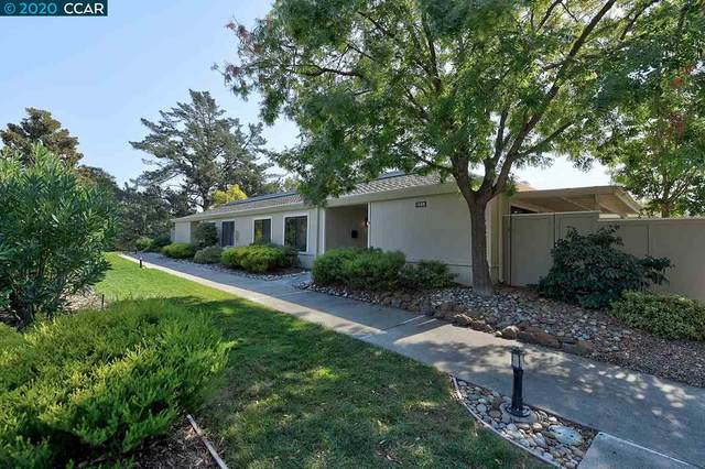 1588 Golden Rain Rd 4, Walnut Creek, CA 94595 (#CC40927342) :: The Gilmartin Group
