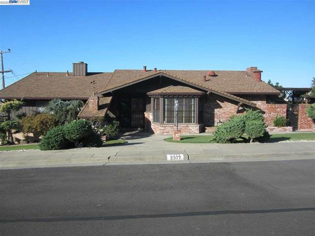 2377 Hillside, San Leandro, CA 94577 (#BE40927359) :: Robert Balina | Synergize Realty