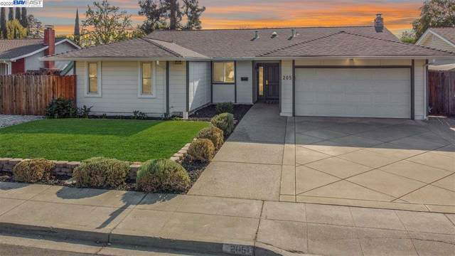 205 Garnet Dr, Livermore, CA 94550 (#BE40927364) :: The Goss Real Estate Group, Keller Williams Bay Area Estates