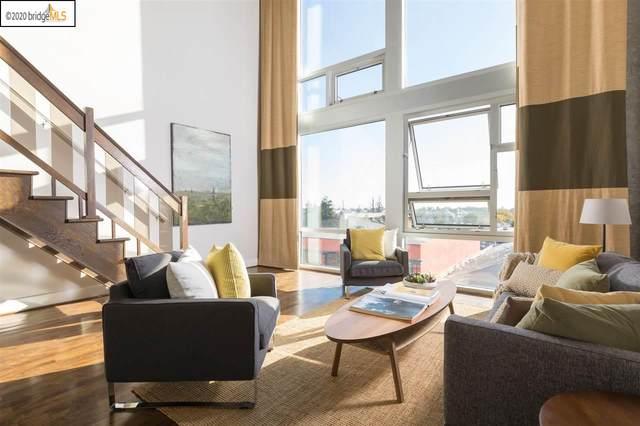 311 Oak St 528, Oakland, CA 94607 (#EB40927369) :: The Goss Real Estate Group, Keller Williams Bay Area Estates