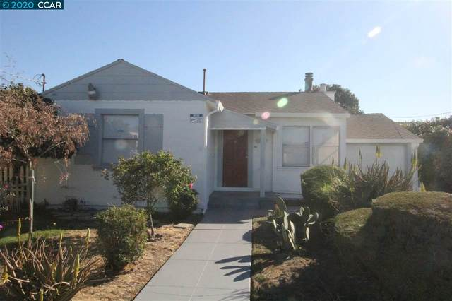 640 Wilson Ave, Richmond, CA 94805 (#CC40927371) :: Intero Real Estate