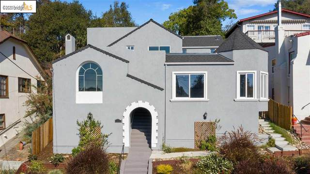 698 Santa Ray Ave, Oakland, CA 94610 (#EB40927382) :: RE/MAX Gold