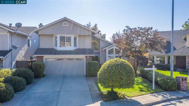 124 Summerset Ct, San Ramon, CA 94583 (#CC40927358) :: Alex Brant