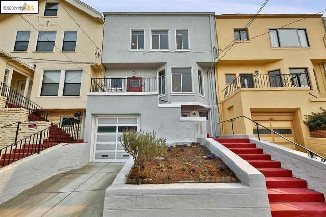 1238 23rd Ave, San Francisco, CA 94122 (#EB40927524) :: Robert Balina | Synergize Realty
